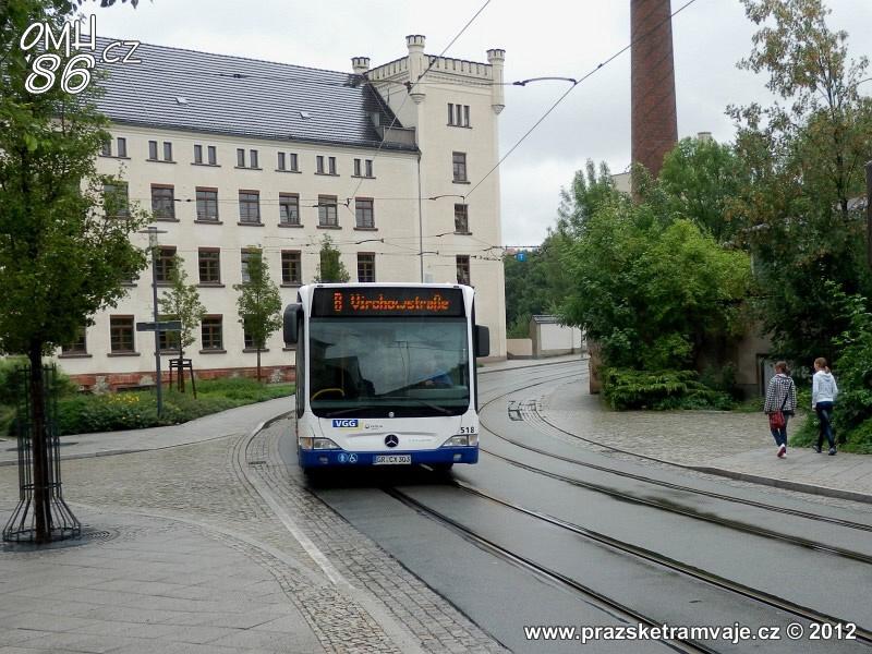 b bus görlitz
